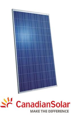 Canadian Solar CS6P-P 260P napelem