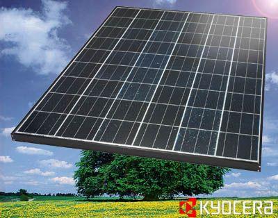 Kyocera KD250GH-4YB2 (250W poly) napelem